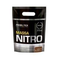 Massa Nitro 2,52kg Refil - Probiótica - Integração