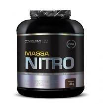 Massa Nitro - 3000g Chocolate - Probiótica -