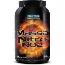 Massa Nitro NO2 1,4kg - Probiótica -