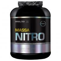 Massa Nitro NO2 Morango 3kg Probiótica - Probiotica