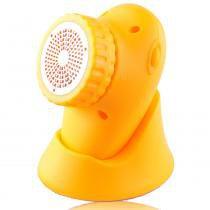 Massageador e Esfoliador Feet Care RM-PE835C Amarelo - Relaxmedic -