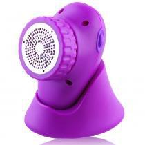 Massageador e Esfoliador Feet Care RM-PE835C Roxo - Relaxmedic -
