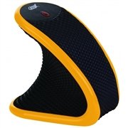 Massageador Mini Hand Massage Amarelo Relaxmedic -