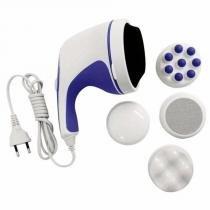 Massageador Orbital Relax Spin Tone Eletrico Para Celulite, Redução De Medidas E Flacidez - Complete store
