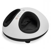 Massageador Shiatsu para Pés Foot Reflex Cinza/Branco HC012 - Serene - Multilaser