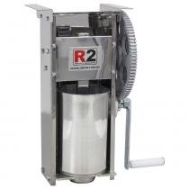 Masseira de churros de engrenagem lateral em inox r2 - R2