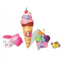 Massinha Hello Kitty - Sorveteria - Sunny - Sunny