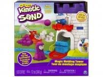 Massinha Massa Areia Torre Mágica - Sunny Brinquedos com Acessórios