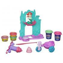 Massinha Play Doh Castelo Mágico Ariel Disney A7396 - Hasbro - Hasbro