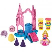 Massinha Play Doh Castelo Mágico Princesas Disney A6881 - Hasbro - Hasbro