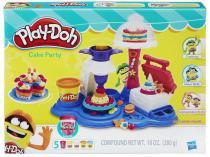 Massinha Play-Doh Festa dos Bolos - Hasbro com Acessórios