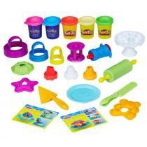 Massinha play-doh kitchen creations bolos decorados - hasbro - Hasbro