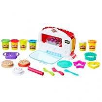 Massinha Play-Doh Kitchen Creations Forno Mágico Hasbro com Acessórios