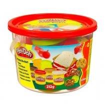 Massinha Play-Doh - Mini Balde Piquenique - Hasbro - Hasbro