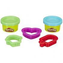 Massinha Play-Doh Moldes de Doces Hasbro - com Acessórios