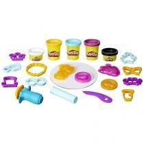 Massinha Play-Doh Touch Moldar a Vida Hasbro - com Acessórios