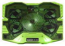 Master Cooler Gamer Verde com Led Warrior - AC292 Warrior