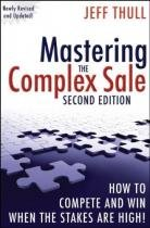 Mastering the Complex Sale - John wiley trade