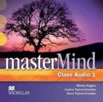 Mastermind 1 class audio cd - 1st ed - Macmillan