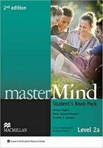 Mastermind 2a sb with webcode and dvd - 2nd ed - Macmillan