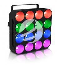 Matrix Cluster 4X4 16X30W Pixel COB Tri-RGB - Bivolt - E-led Brasil