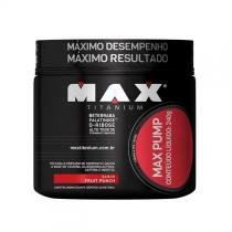Max pump 240g - fruit punch - Max titanium