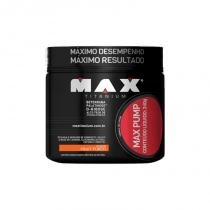 MAX PUMP 240G MAX TITANIUM - PRE TREINO - Fruit Punch - MAX TITANIUM