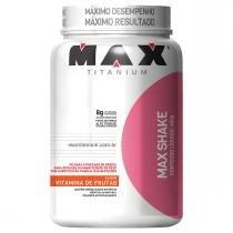 Max Shake 400gr - Max Titanium - Max Titanium