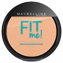 Maybelline Fit Me Pó Compacto 10g - 110 Claro Real - Maybelline