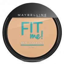 Maybelline Fit Me Pó Compacto 10g - 130 Claro Diferente - Maybelline