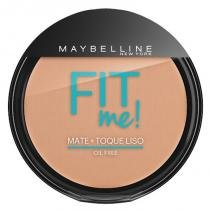 Maybelline Fit Me Pó Compacto 10g - 150 Claro Especial - Maybelline