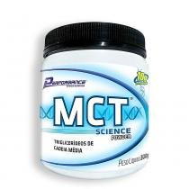 Mct Science Powder 300g Performance Nutrition - Performance Nutrition