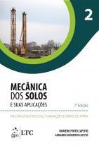 Mecanica dos solos e suas aplicacoes - vol.2 - Ltc editora