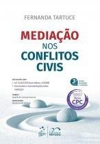 Mediacao Nos Conflitos Civis - Metodo - 1