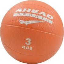 Medicine Ball Ahead Sports AS1211 3 Quilos -