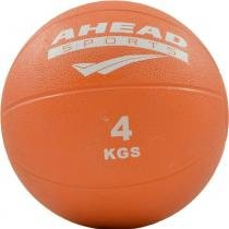 Medicine Ball Ahead Sports AS1211 4 Quilos -