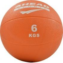 Medicine Ball Ahead Sports AS1211 6 Quilos -