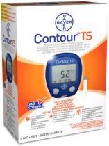 Medidor de glicose contour ts bayer -