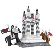 Medieval Ataque a Torre 188 Peças - Xalingo