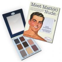 Meet Matt(e) Nude The Balm - Paleta de Sombras -