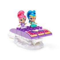 Mega Blocks Shimmer e Shine Tapete Mágico - Mattel -