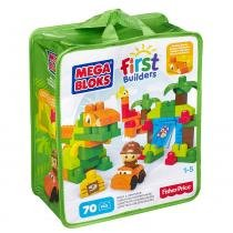 Mega Bloks Construa um Dinossauro - Fisher Price - Fisher Price