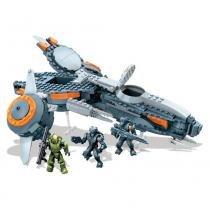 Mega Bloks Halo H5 Pegasus - Mattel - Mega Bloks