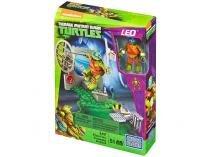 Mega Bloks Tartarugas Ninja Leonardo - Mattel