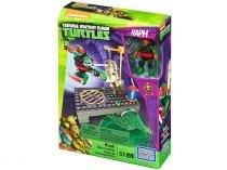 Mega Bloks Tartarugas Ninja Raphael - Mattel
