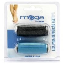 Mega feet spa refil de lixa c/2 ref. at5336lx -