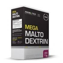 Mega Maltodextrin - 1 Kg Guaraná com Açaí - Probiótica -