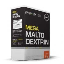 Mega Maltodextrin 1 Kg Laranja - Probiótica -