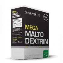 Mega Maltodextrin - 1 Kg Limão - Probiótica -