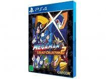 Mega Man Legacy Collection 2 para PS4 - Capcom